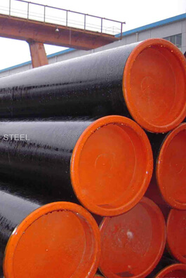 ASTM A333 Low Temperature Steel Gr.1 Seamless Pipes