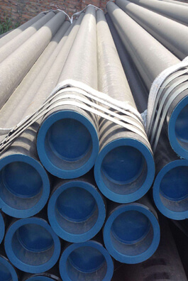 ASME SA333 Low Temperature Steel Gr.3 Seamless Pipes