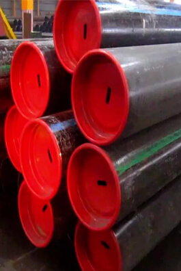 ASTM A333 Gr 3 LTCS Seamless Pipes