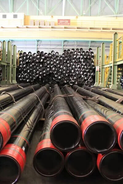 API 5L Carbon Steel Gr.A PSL 1 Welded Pipes