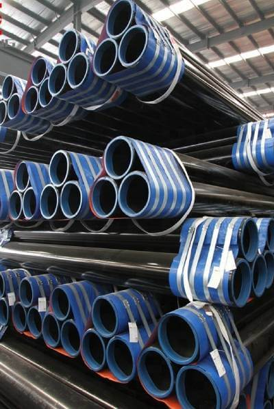 API 5L Carbon Steel X60 PSL 2 Seamless Pipes