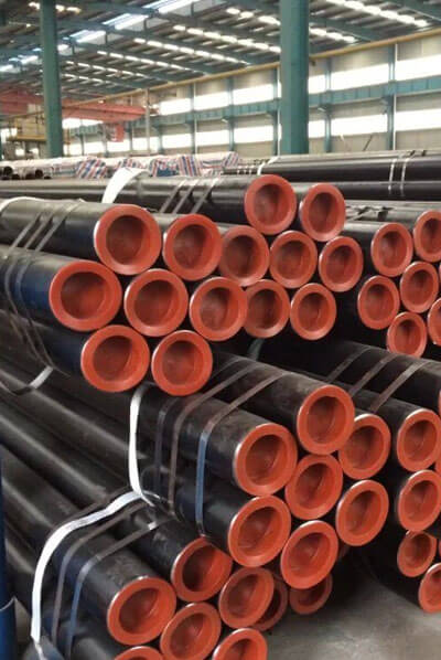 API 5L Carbon Steel X42 PSL 2 Welded Pipes