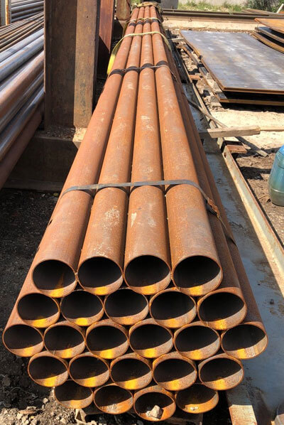 ASTM A588 Corten Steel Gr.B Seamless Pipes