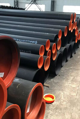 ASTM A334 Carbon Steel Gr.6 Seamless Pipes