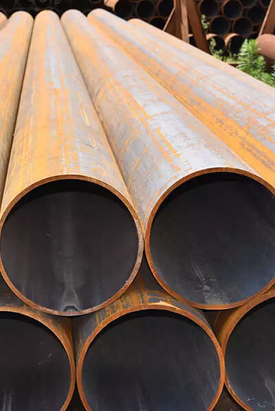 ASTM A588 Corten Steel Gr.B Welded Pipes
