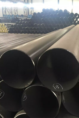 S275JR Welded Pipes