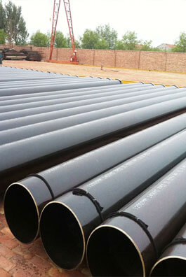 S335 Seamless Pipes