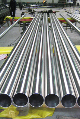 SS TP309S Seamless Pipes