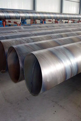 SS TP316Ti Welded Pipes